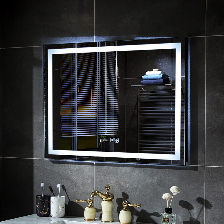 Smart Touch Screen LED Bathroom Mirrors