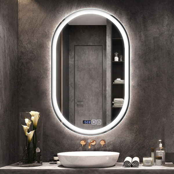 Illuminated Smart Led Bath Mirrors